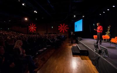 The Life of a Global Keynote Speaker