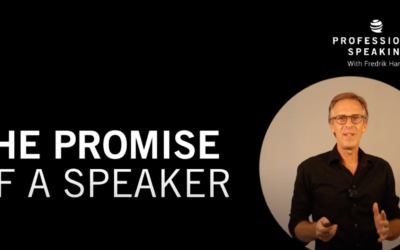 The Promise of a Speaker.